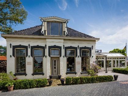 Restaurant De Tjongervallei in Delfstrahuizen