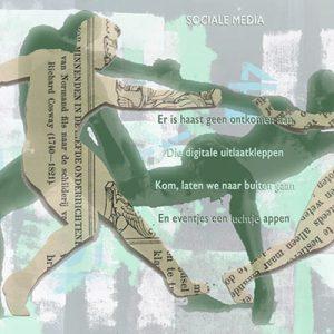 Esther Eggink in cluster 6 van Kunst en Meer