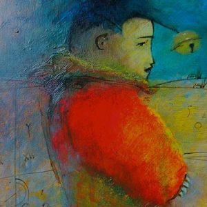 Peter van Ark in cluster 7 van Kunst en Meer